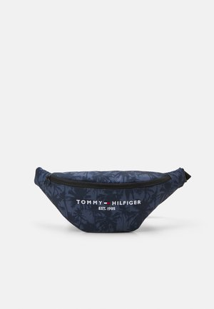 ESTABLISHED CROSSBODY BAG UNISEX - Bum bag - blue