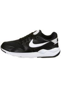 Nike Sportswear - LD VICTORY SNEAKER DAMEN - Sneakersy niskie - black / white - 0