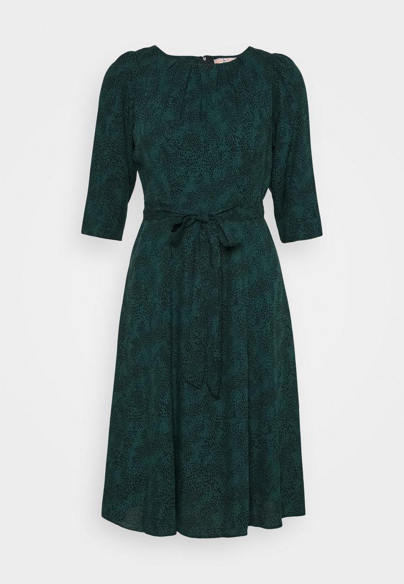 Dorothy Perkins Petite - BILLIE NON PRINT LONG SLEEVE DRESS - Kjole - multi