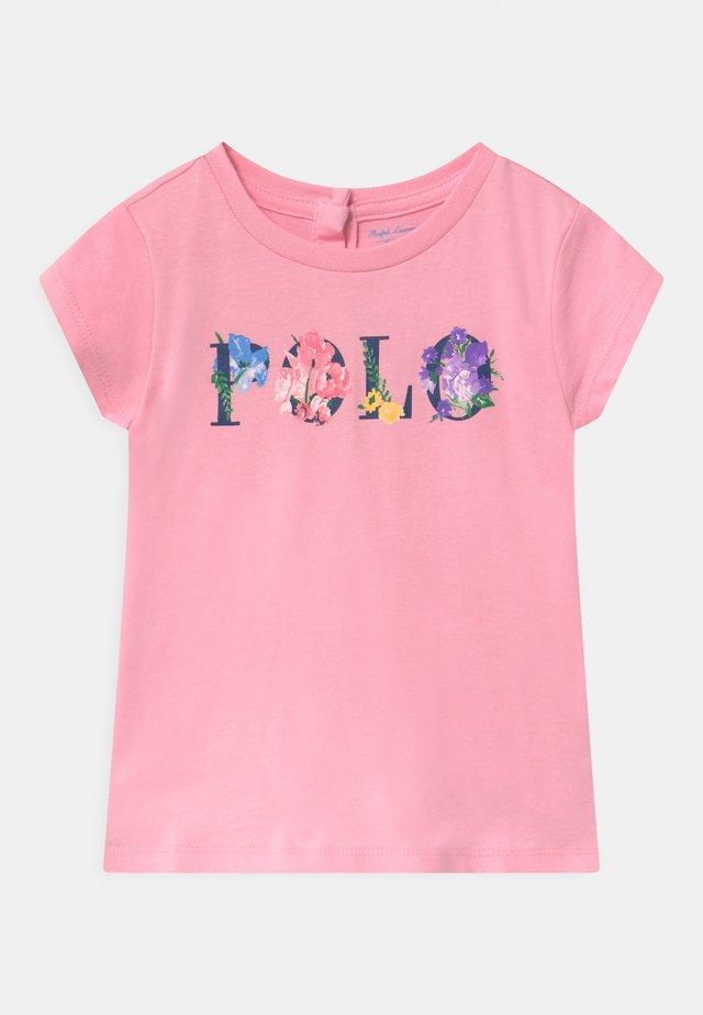 GRAPHIC - T-Shirt print - carmel pink