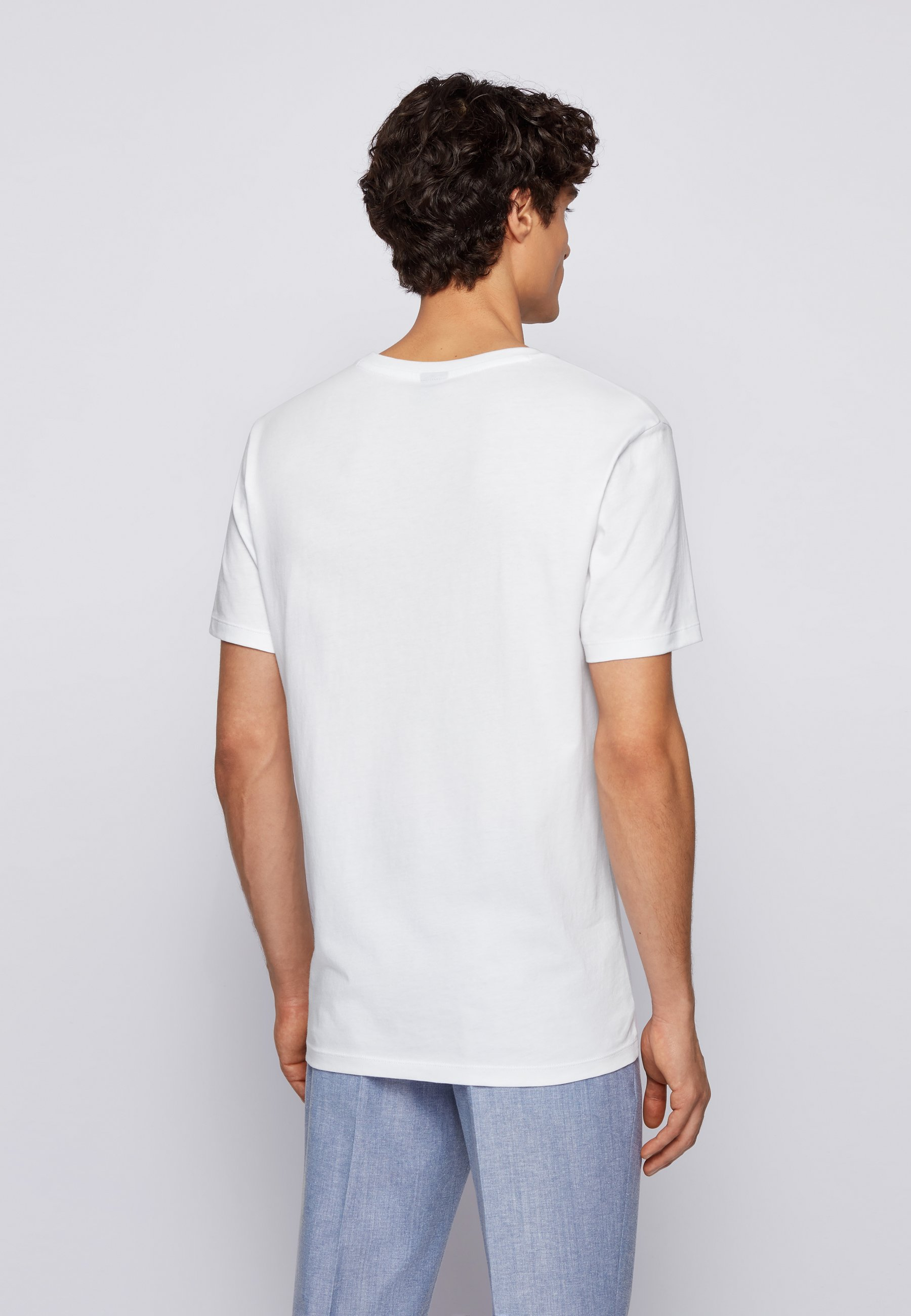Men LECCO  - Basic T-shirt