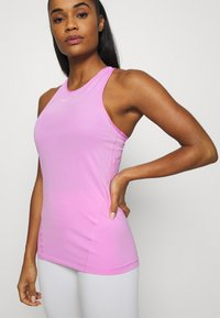 Nike Performance - TANK ALL OVER  - T-shirt sportiva - beyond pink/white - 3