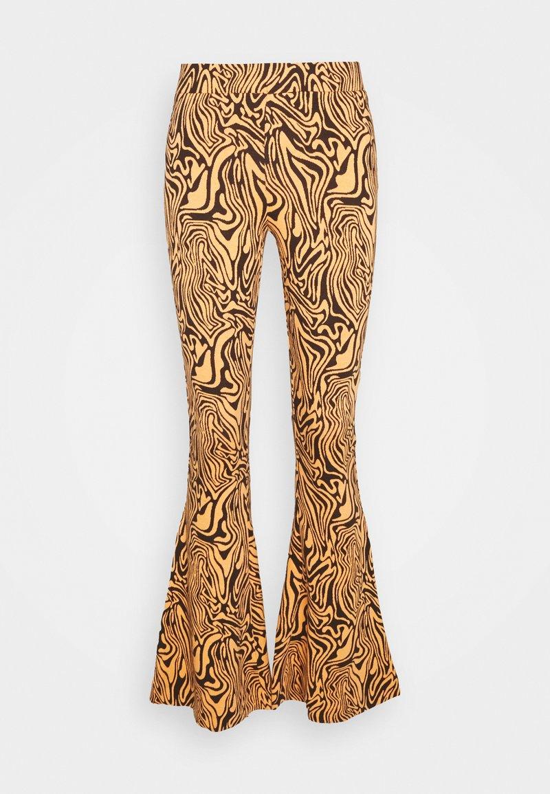 Stieglitz - RANI FLARED - Leggings - Trousers - multi