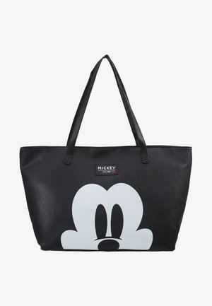 MICKEY MOUSE FOREVER FAMOUS SHOPPER - Luiertas - black