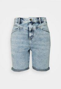 ONLY - ONLFUTURE LIFE - Denim shorts - light blue denim - 0