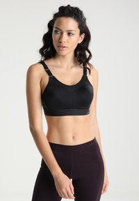 triaction by Triumph - TRIACTION CONTROL - High support sports bra - black - 0
