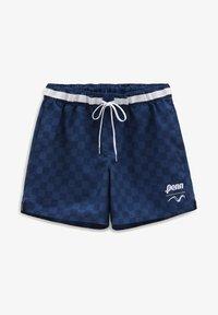 Vans - MN VANS X PENN VOLLEY SHORT - Shorts - (penn) true navy - 3