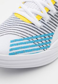 Puma - CLYDE ALL PRO - Basketball shoes - white/blue atoll - 5