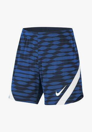 SHORT - Sports shorts - obsidian/royal blue/white/white