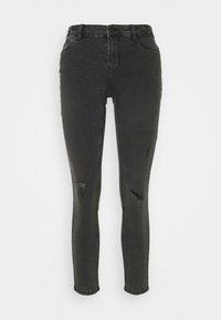 Noisy May - NMEVE BREAK - Jeans Skinny Fit - grey denim - 4