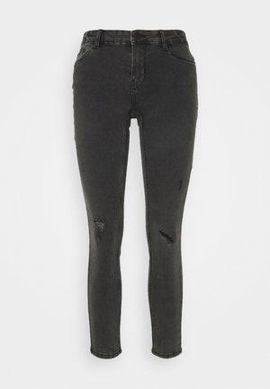 NMEVE BREAK - Jeans Skinny Fit - grey denim