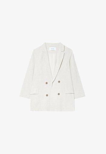RUSTIKALER - Short coat - beige
