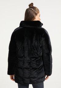 myMo - Winter jacket - schwarz - 2
