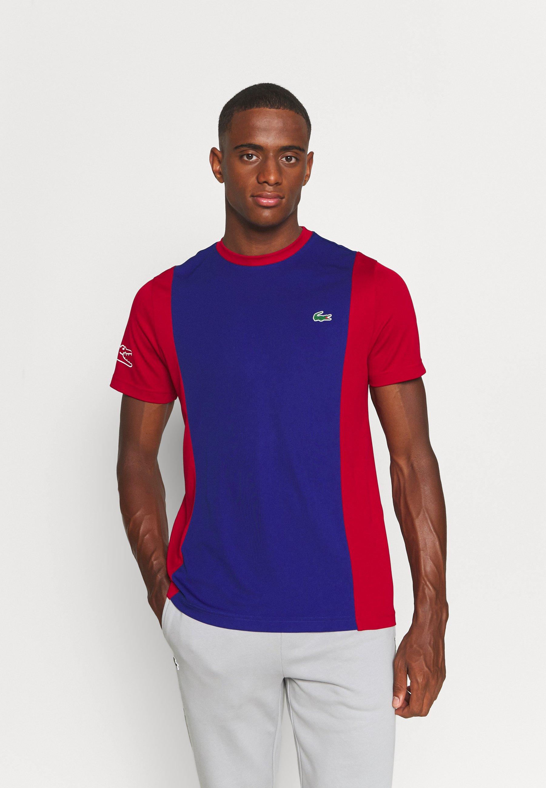 Homme TENNIS BLOCK - T-shirt imprimé