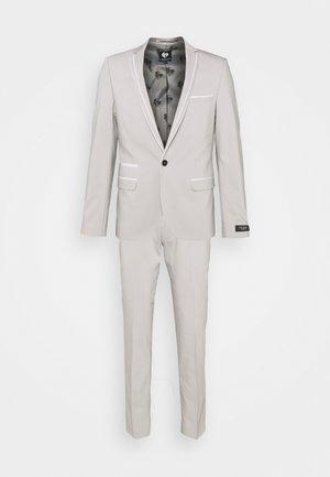 LIVERPOOL SUIT - Kostym - grey