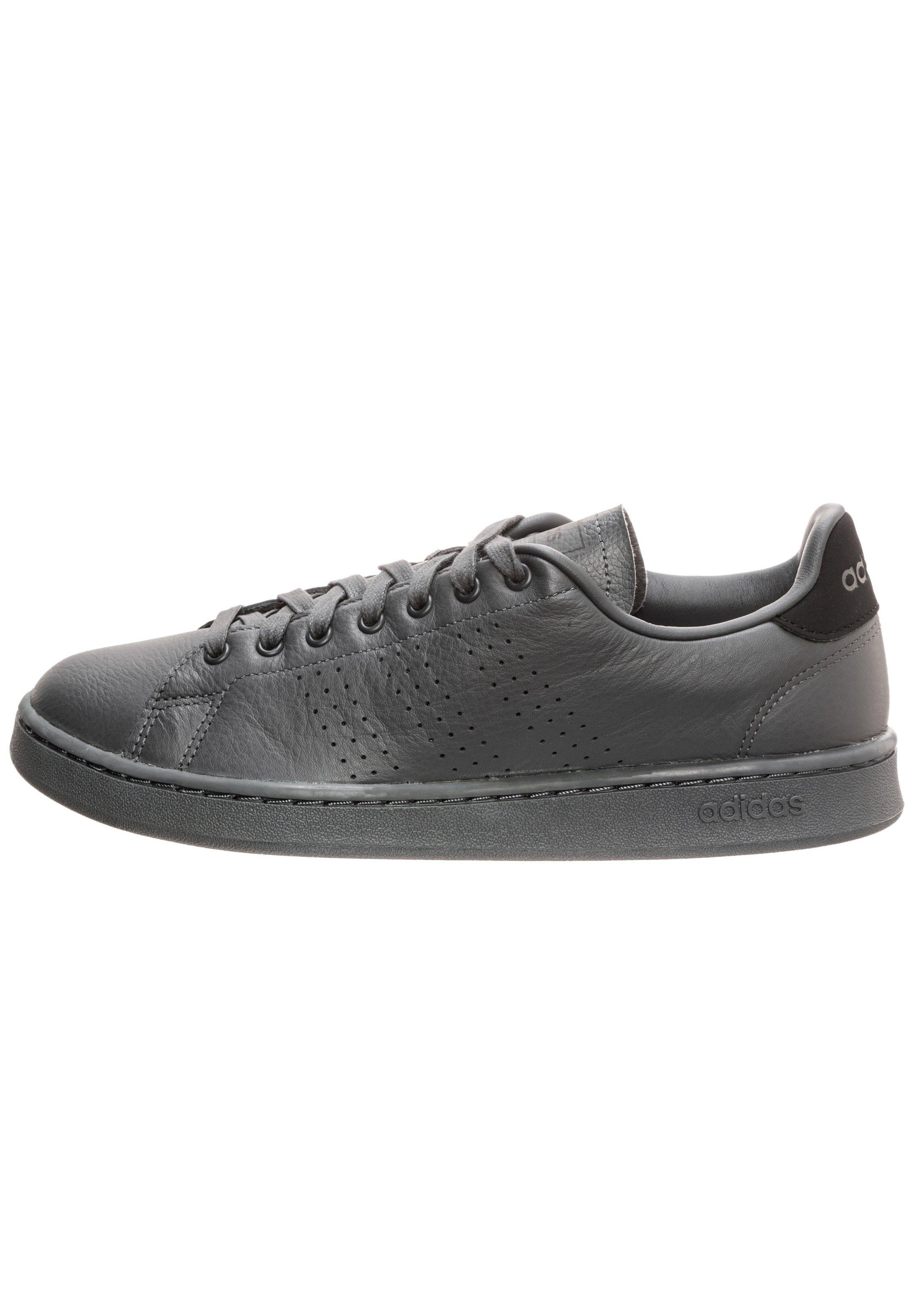 ADVANTAGE SNEAKER HERREN - Baskets basses - grey six / core black