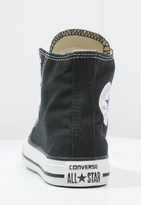Converse - CHUCK TAYLOR ALL STAR CORE - High-top trainers - black - 3