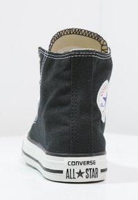 Converse - CHUCK TAYLOR ALL STAR CORE - Sneakers alte - black - 3
