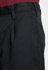Carhartt WIP - ABBOTT PANT DENISON - Broek - black rinsed - 3
