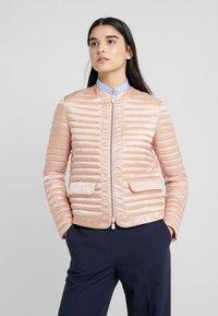 Save the duck - IRISX - Light jacket - powder pink - 0