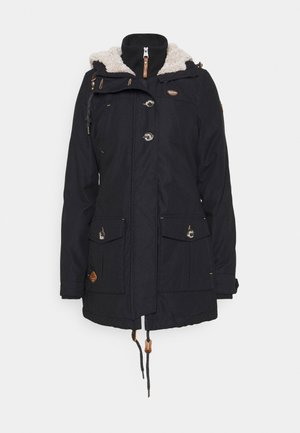 JANE - Winter coat - navy