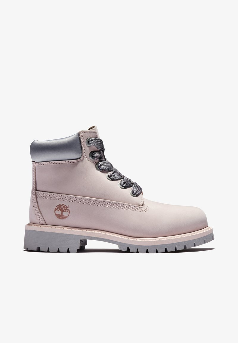 Timberland - PREMIUM - Lace-up ankle boots - chintz rose
