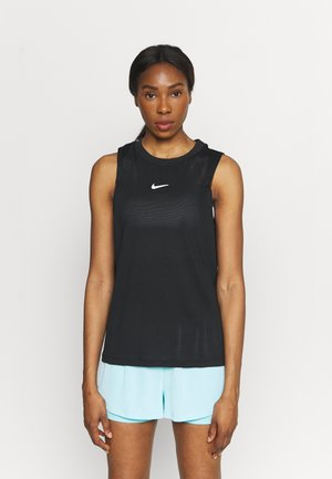 W NKCT DF ADVTG  - Camiseta de deporte - black/white