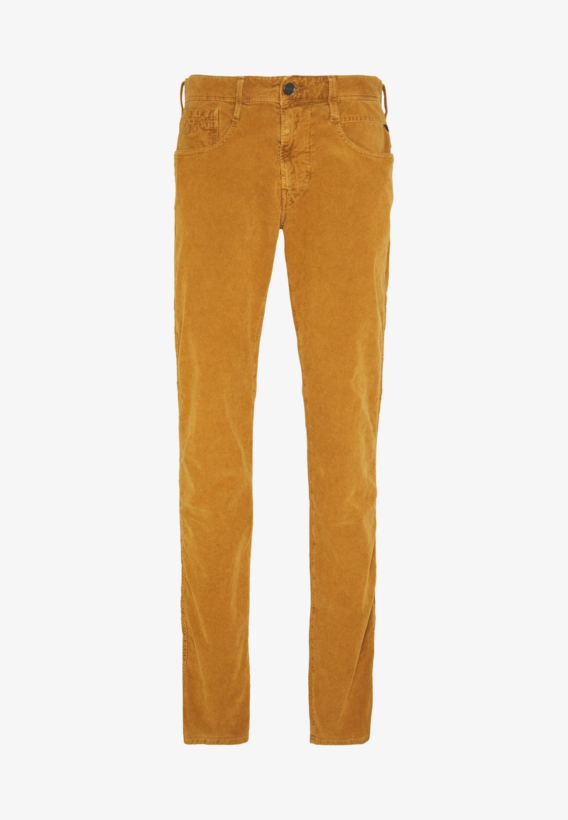 Replay - ANBASS - Trousers - toffee