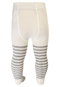 Falke - STRIPE TIGHTS - Tights - offwhite - 1
