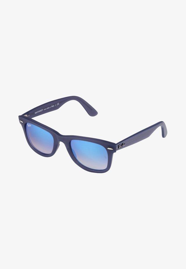 WAYFARER - Sluneční brýle - blue