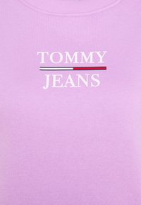 Tommy Jeans - LOGO CREW - Sweatshirt - fresh orchid - 2