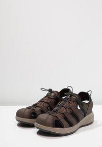 Skechers - Walking sandals - brown - 2