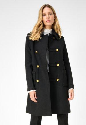 MILITARY - Classic coat - schwarz