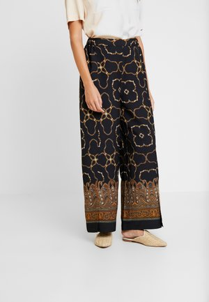 PERNILLA CULOTTE - Trousers - ginger