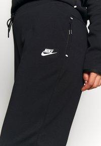 Nike Sportswear - Joggebukse - black/black/white - 5