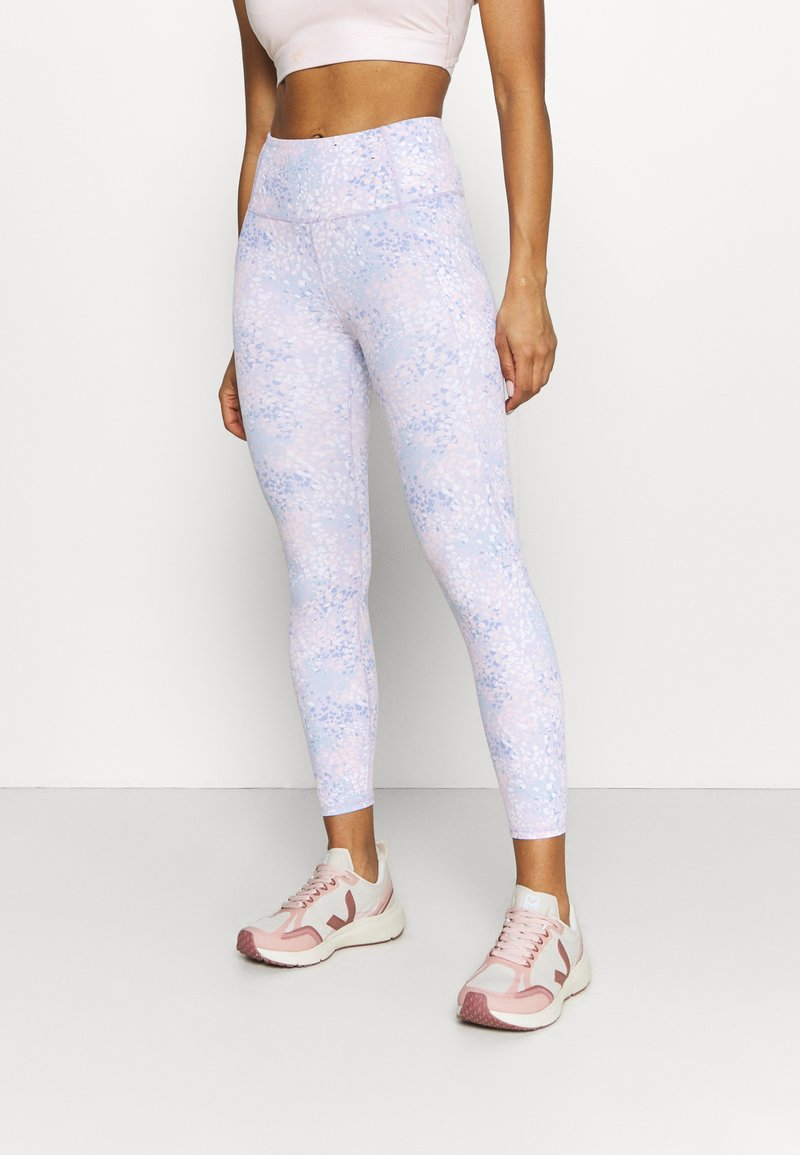 Cotton On Body - ULTIMATE BOOTY 7/8 - Legging - lilac