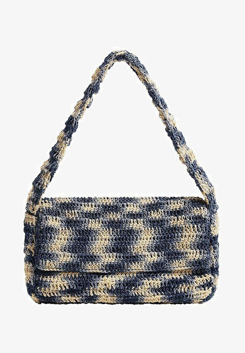 Mango - Handbag - blau