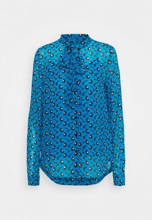 FLORAL - Košile - blue