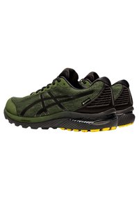 ASICS - GEL CUMULUS - Neutral running shoes - olive (403) - 5