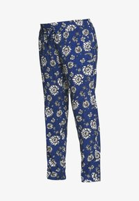 PANTS SINGAPORE - Trousers - sodalite blue