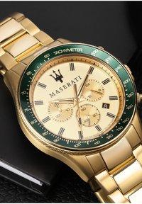 Maserati - Watch - gold - 5