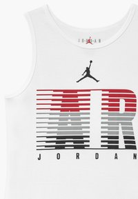 Jordan - BRAND GRAPHIC TANK - Top - white - 3
