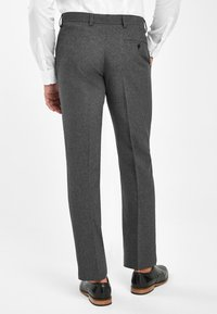 Next - Suit trousers - mottled grey - 1