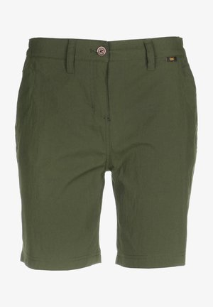 DESERT SHORTS  - Sports shorts - delta green
