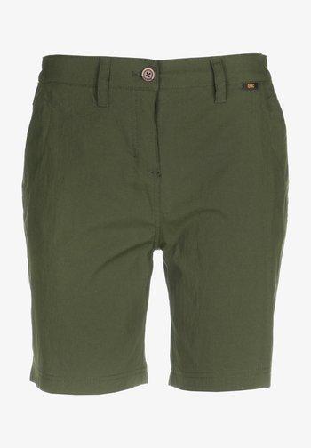 DESERT SHORTS  - Sports shorts - delta green