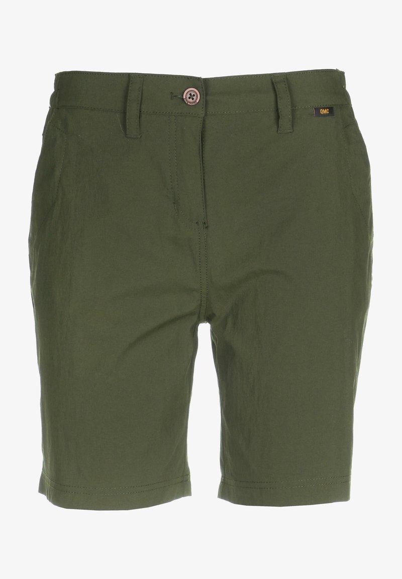 Jack Wolfskin - DESERT SHORTS  - Sports shorts - delta green