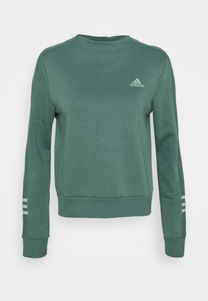 Sweatshirt - turquoise