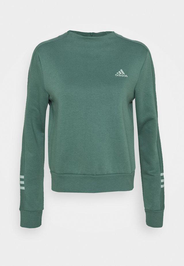 Sweater - turquoise