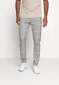 Topman - Kalhoty - grey - 0