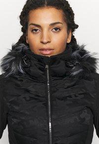 Luhta - ENGELSBY - Snowboard jacket - black - 5